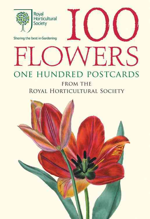 100 Flowers from the RHS By Royal Horticultural Society (COR)